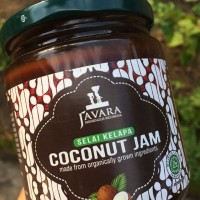 Javara Organic Coconut Jam 300gr