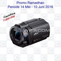 Sony FDR-AX40 4K Handycam