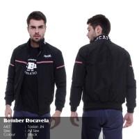 Jaket Bomber Rocavela Pria / Bomber Rocavela