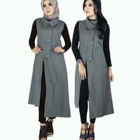 terbaru terbaik terkini Baju Gamis dress Muslim Wanita cewek premium