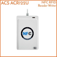 ACR122 ACR122U NFC RFID Reader Writer Smart Card Mifare FeliCa