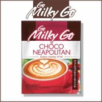 Go Milky Go Choco Neapolitan - Bag 800gr