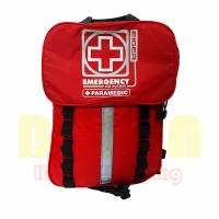 Tas P3K Eiger 6104 Emergency AID Tas Ransel Dokter