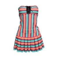 Lasona Baju Setelan Renang Wanita - Rainbow SPR-2665J-HL01700