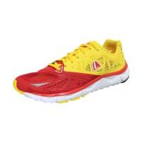 League Volans 2M Red Yellow Sepatu Lari