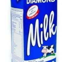 Diamond susu putih 1 liter