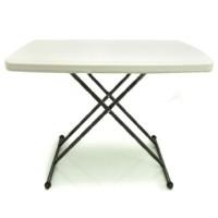 Dijual Krisbow Meja Lipat Adjustable / Meja Lipat Praktis Serbaguna