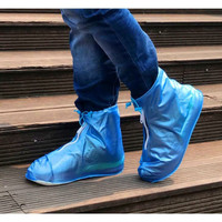 Cover jas Hujan Sepatu Waterproof Matte Rain shoes