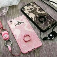 Promo Iphone 5 5S 6 6S 7S Plus Oppo F1 Plus F1S S Wedding Gaun