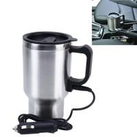 Harga electric glass heater car socket lighter gelas pemanas air di mobil | Hargalu.com