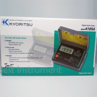 KYORITSU 4105A Digital Earth Resistance Tester