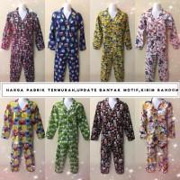 baju tidur piyama pp dewasa stelan wanita fashion murah tanah abang