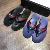 900d9a80c33 Jual sendal sandal jepit branded pria cowok gucci casual kw mirror