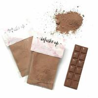 Mask Organic Varian Chocolate
