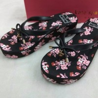 BEST Sandal Wedges Sandal Kate Spade Jepit Wedges bukan Juicy