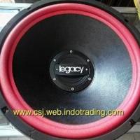 legacy LG1596 - speaker subwofer 15 inch oke Asli
