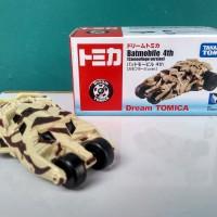 Jual Tomica DREAM BATMOBILE 4TH BATMAN Diecast Miniatur mobil Takara Tomy Murah