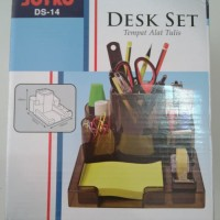 DESK SET / DESK ORGANIZER / TEMPAT ALAT TULIS JOYKO DS-14