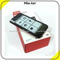 Hp Android Mito A67 Dual Kamera Garansi Resmi