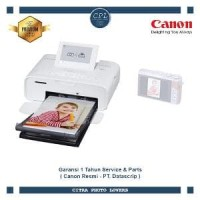Compact Photo Printer - White - Canon SELPHY CP1300 oke Original