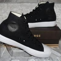 Sepatu Converse Allstart Tinggi Hight Grade Original Warna Hitam