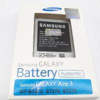 Batre Samsung Galaxy V G313 / V plus / Ace3 S7272 / Ace 3  CC Cell New