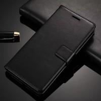 Flip Cover PU Leather Slot Cover Case Casing HP Asus Zenfone Pegasus 3