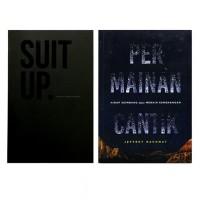 Paket Buku Jeffrey Rachmat - Suit Up Softcover & Permainan Cantik