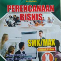 Buku SMK Perencanaan Bisnis Kelas X