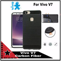 Vivo V7 New Edition Softcase Casing Hp Slim BackCase Cover Vivo V7