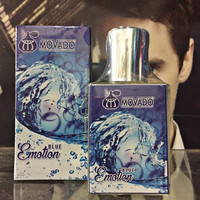 Parfume Movado Blue Emotion
