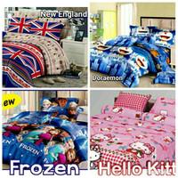Bed cover set fata karakter uk.120x200