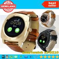 Jam tangan Berkualitas Keren X 3 smartwach DZ10 android canggih