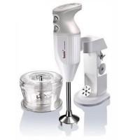 Bamix Blender Tangan Premium Deluxe Set M160 Food Processor Hand Mixer