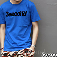 Distro/Kaos/Baju/T-Shirt/REQUEST 3SECOND FLEX