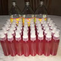 (Free botol spray) Bragg apple cider vinegar toner cuka apel asli