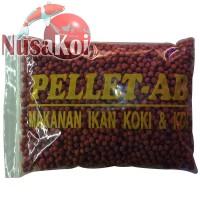 Pelet / Makanan / Pakan Ikan Breeder Pro Repacking 550gr Medium Murah