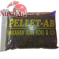 Pelet / Makanan / Pakan Ikan Super Red Small Repacking 660gr Murah