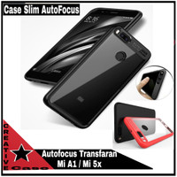 Case Xiaomi Mi A1/ Mi 5x New Edition Softcase Casing Hp Slim Cover