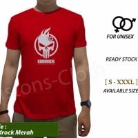 jual Kaos distro Kiddrock kidd rock merah tshirt branded pria baju co