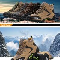 Sepatu Gunung Snta 469 Trekking/Hiking/Adventure/Outdoor Size 40 - 46