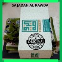 PROMO ORIGINAL IMPORT SAJADAH AL RAWDA KUALITAS DIJAMIN!