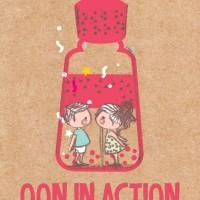 Novel Wattpad Oon in Action oleh Aniqotuz Zahro. Baru dan Asli