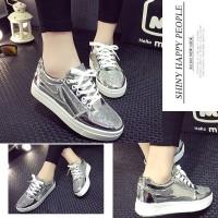 Sepatu Kets Wanita 70397 Warna Putih