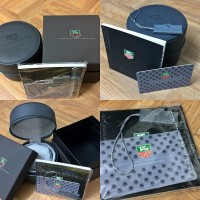 Box Circle TAG Heuer Watches Exclusive ORIGINAL | Kotak Jam Tangan