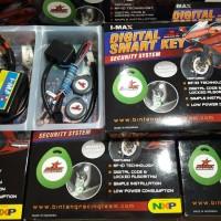 Alarm Motor Smart Key BRT MX King Byson POPULER