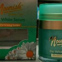 NOURISH BIO WHITE SERUM Murah
