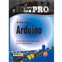 Buku From Zero to a Pro: Arduino+cd