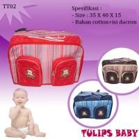 Tas Bayi-Tas Bayi Tulips-Tas Botol Susu-Tas Pakaian Bayi