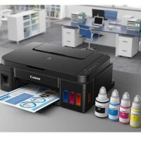 Printer Canon G2000 Multifunction Ink Jet Printer